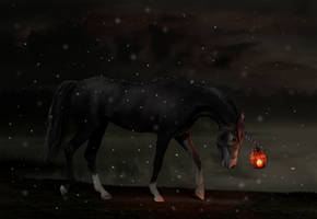 keeping the faith by Bouncey-horse