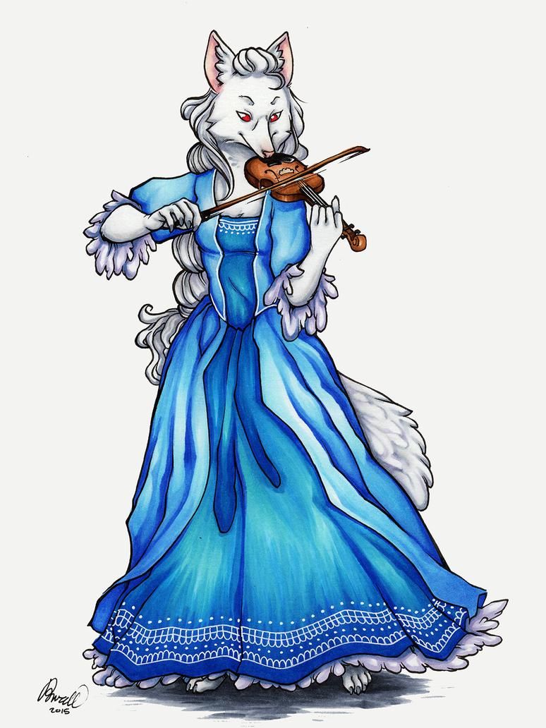 Ivy's New Dress (by Rowan Woodcock) by jrlallo