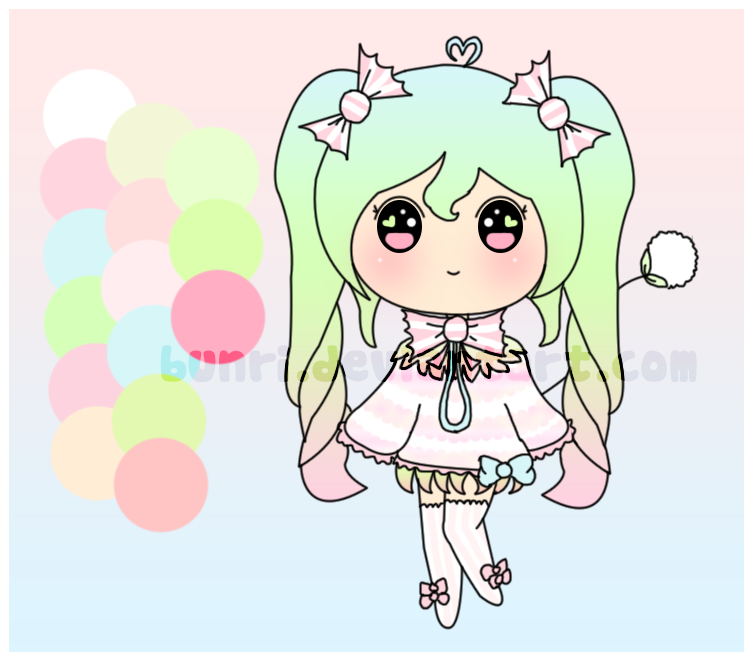 Random Florffs Adoptable {OPEN} 110 Points by Bunri