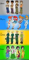 Kanto League by SmashToons
