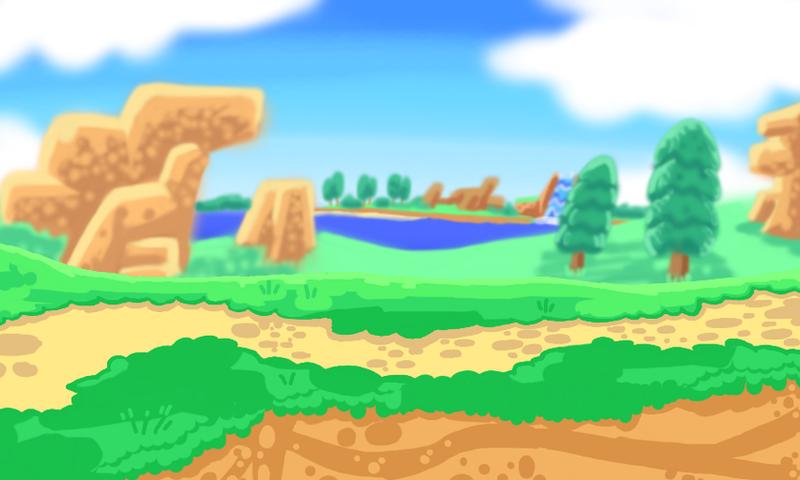 Kirby Thumbnail Background By Smashtoons On Deviantart
