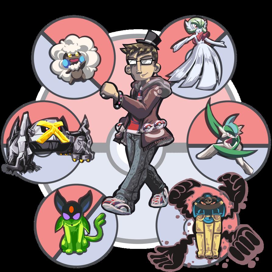 Grant pokemon