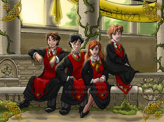 Marauder 'Graduation' by tina-lynn