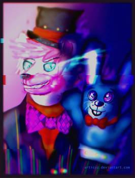 Funtime Freddy (FNaF: Sister Location)