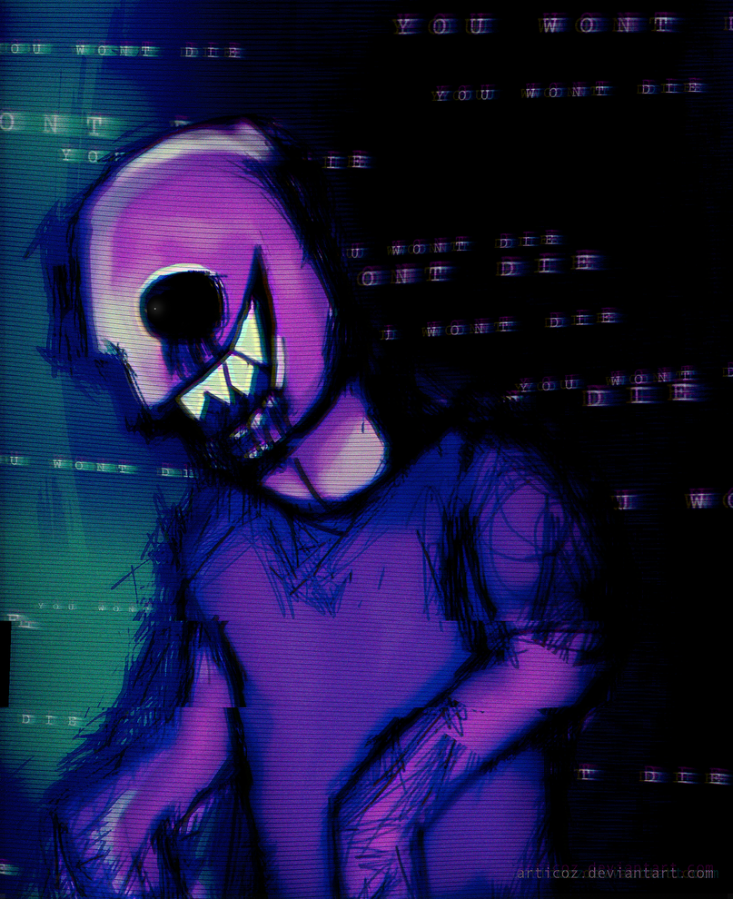 Purple Guy (FNAF Fanart) By Articoz On DeviantArt