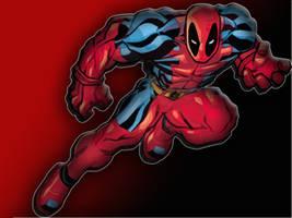 Deadpool by jaymoon85