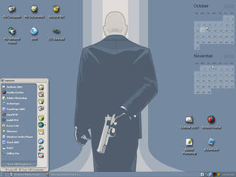 Jaymoon's Desktop 3 by jaymoon85