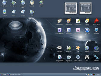 Jaymoon's Desktop 4 by jaymoon85