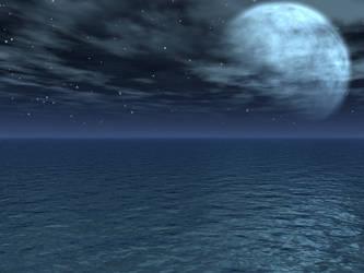 Late Moon by jaymoon85