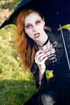 Witchy vampire