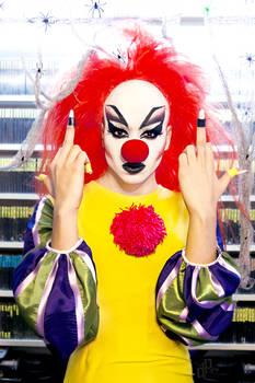 Sheit, the Drag Clown