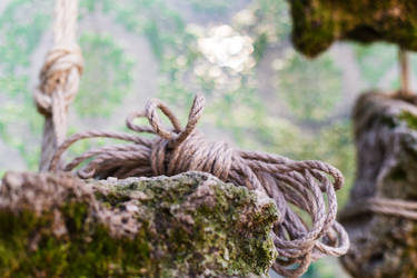 Rope on Rock