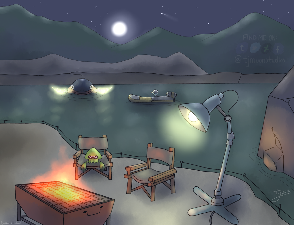 Piranha Pit: After Hours by tjmoonstudios