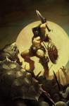 Fighting the horde