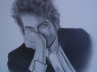 Bob Dylan by gtlowes