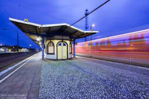 Koethen Bahnhof 1 by MatthiasHaltenhof