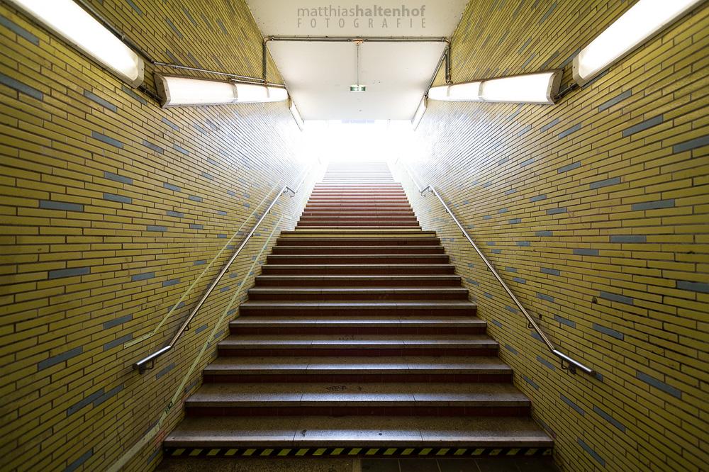 the long way up by MatthiasHaltenhof