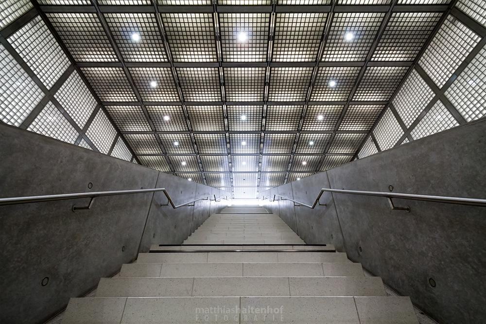Upstairs by MatthiasHaltenhof