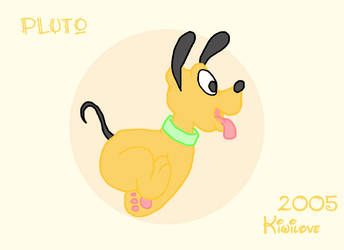 Pluto Puppy by Kiwi-Love