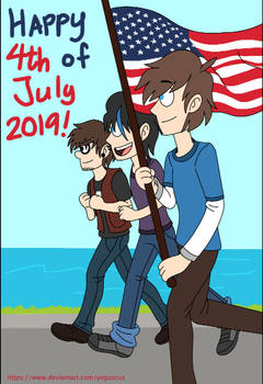Happy 4th of July 2019 Independence Day