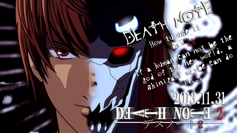 death note saison 2