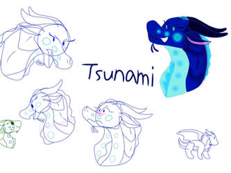 Just Tsunami by drgness