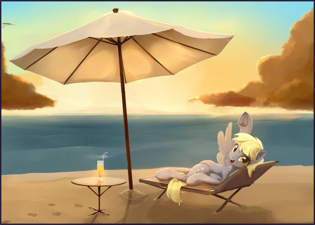 Summer by ScootieBloom