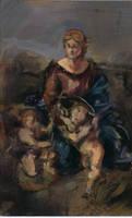 Madonna del Prato by Deino