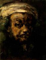 Rembrandt IV by Deino