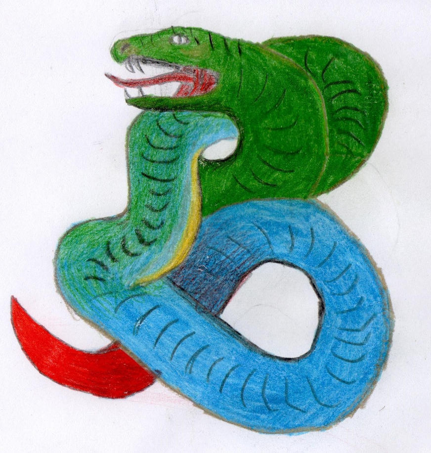 Serpent by King-Lu