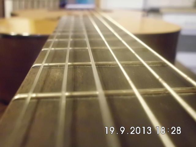 My guitar by King-Lu