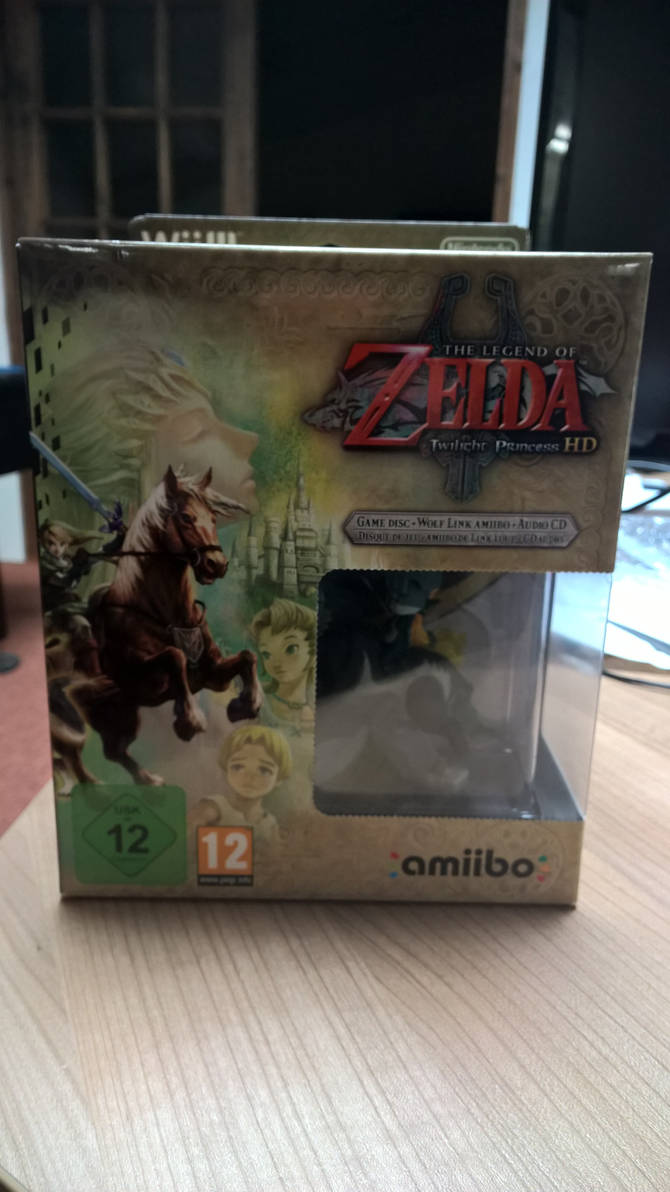 Legend of Zelda - Twilight Princess Amiibo