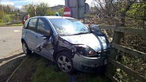 ArtsFox - Car Crash by Sythnet