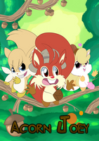 Acorn Joey - Game Cover by Sythnet