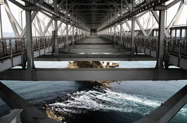 HL2 : The Coast bridge IRL by kuroihikari