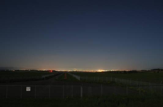 sleeping airfield