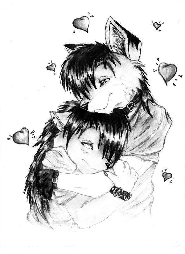 Dark Love Drawings dark love  by axlfox