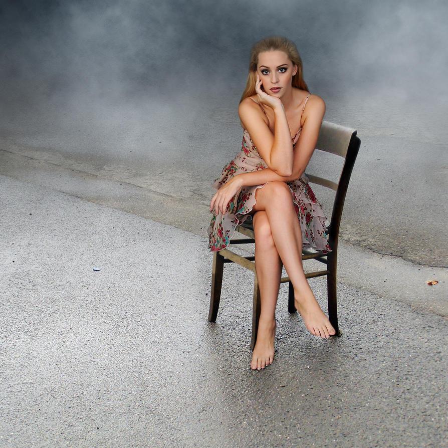 The Art of Sitting by Slimdandy