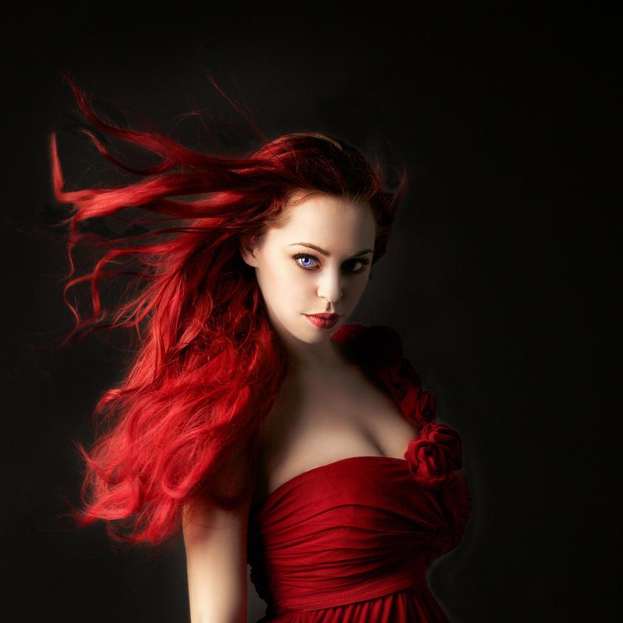 Scarlet Blaze by Slimdandy