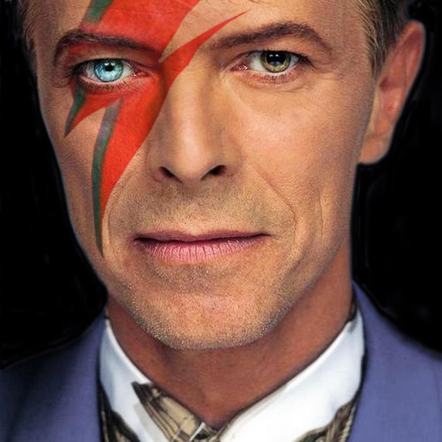 David Bowie 1947 - 2016 by Slimdandy