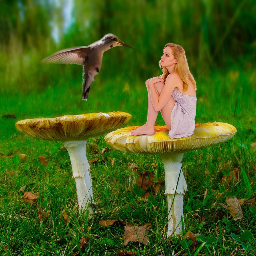 Mystical Meeting by Slimdandy