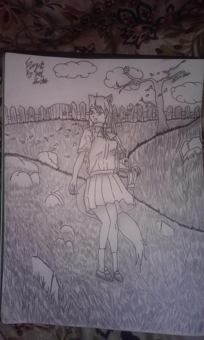 Izayuki- Taking a stroll~ by scoobky