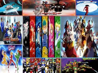 The Next Decade Phase II Worlds by SuperHeroTimeFan