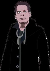 General Xaviax as a member of Organization XIII by SuperHeroTimeFan