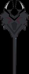 Xaviax's Staff by SuperHeroTimeFan