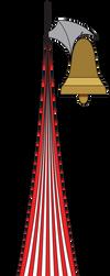 La Cle Fidele Custom Keyblade by SuperHeroTimeFan