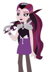 Raven Queen - The Nobody of Ever After High by SuperHeroTimeFan