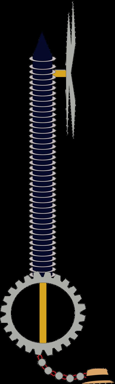 Gadget Gear Custom Keyblade