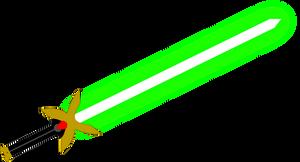 Upcoming JOTK Honor Bound Lightsaber