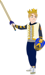 Daring Charming - The Nobody of Ever After High by SuperHeroTimeFan
